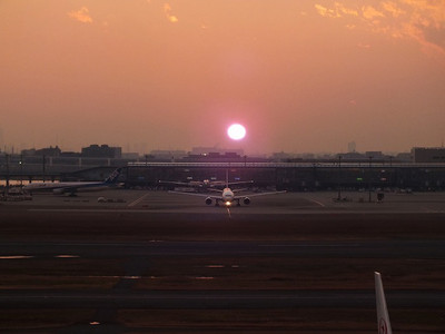 141230haneda_sunset1_1707